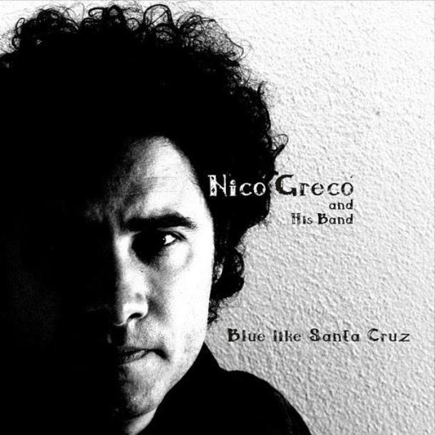 Nico Greco Blue Like Santa Cruz