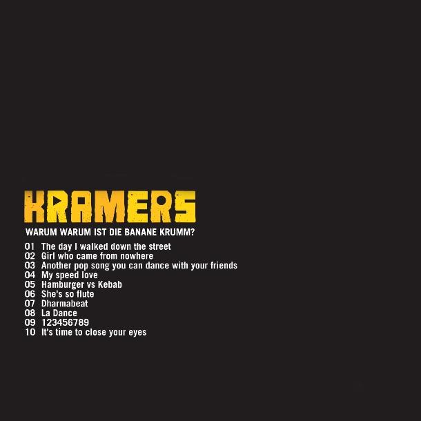 Kramers Warum cover