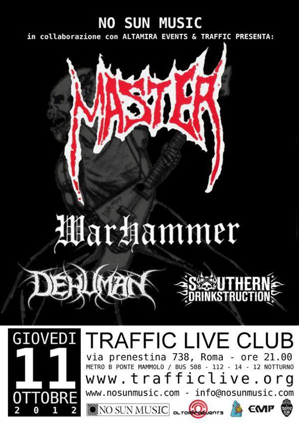 Master - Warhammer - Traffic Club