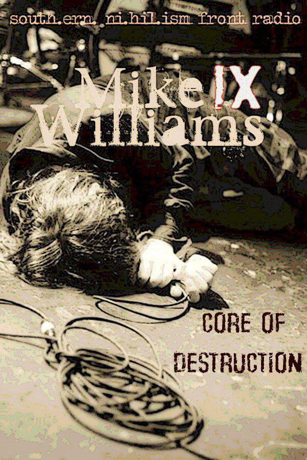Mike-Williams radio show poster