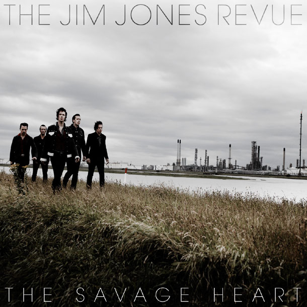 The Jim Jones Revue The Sav
