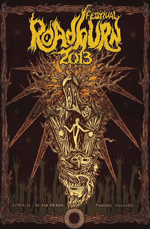 Roadburn 2013 Poster