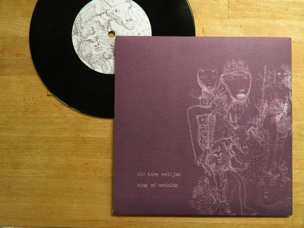 Old Time Relijun - il vinile di King Of Nothing