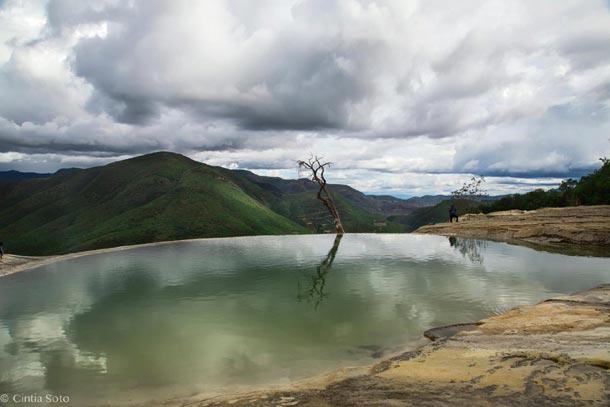 Hierve el agua © Cintia Soto