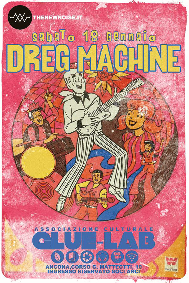 Dreg Machine