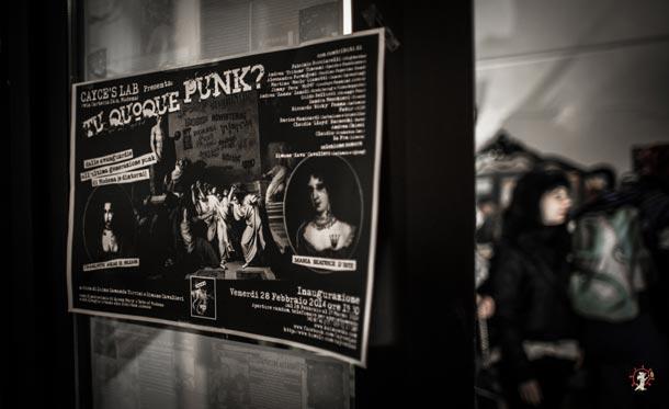 Tu Quoque Punk?