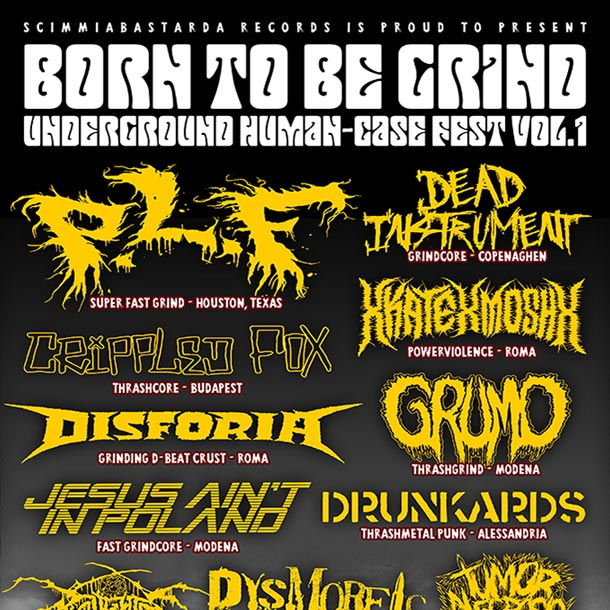 Born To Be Grind2