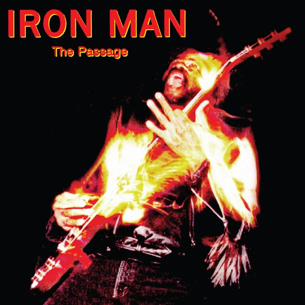 Iron Man The Passage