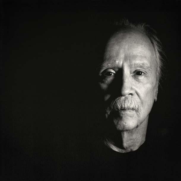 John Carpenter, immagine fornitaci da Sacred Bones