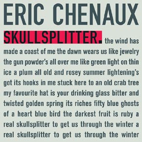 Eric Chenaux cover1