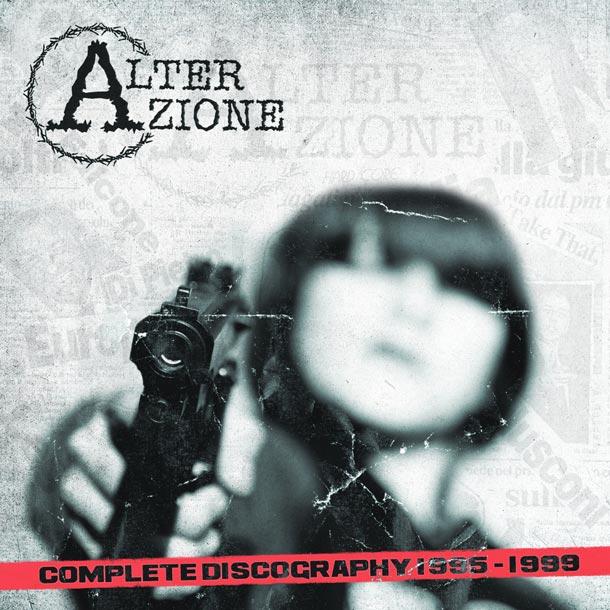 ALTER-AZIONE, Complete Discography 1995-1999