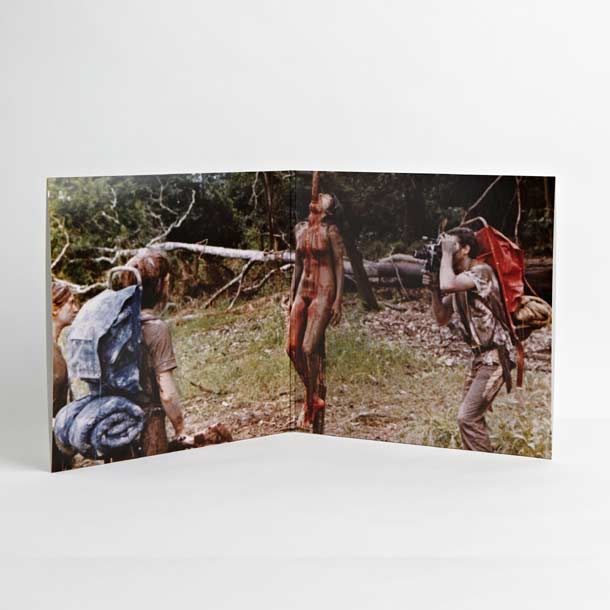 Cannibal Holocaust reissue