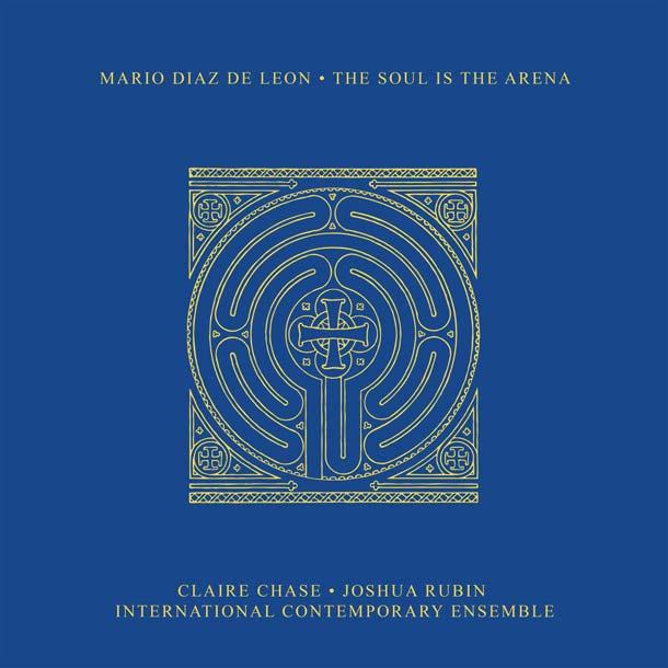 MARIO DIAZ DE LEÓN, The Soul Is The Arena