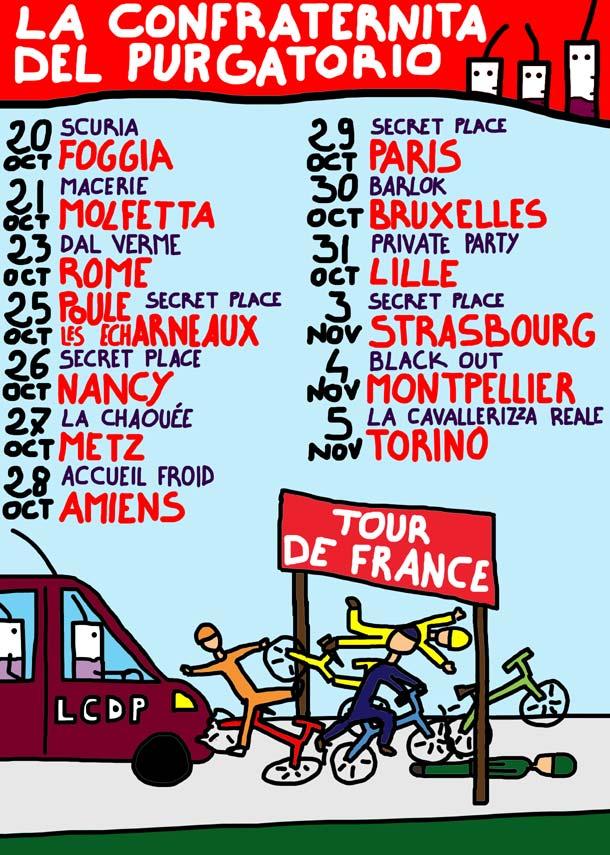 Confraternita-tour