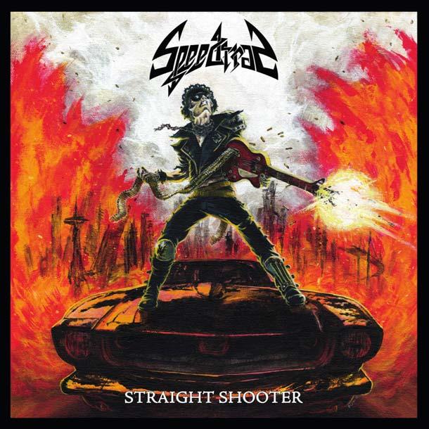 SPEEDTRAP, Straight Shooter