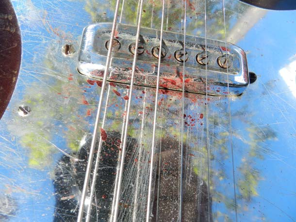 Multislow - chitarre insanguinate