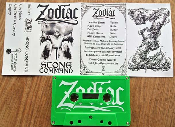 ZODIAC, Stone Command