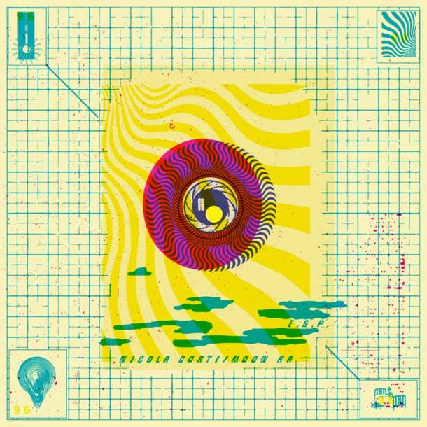NICOLA CORTI + MOON RA, E.S.P. [+ full album stream]