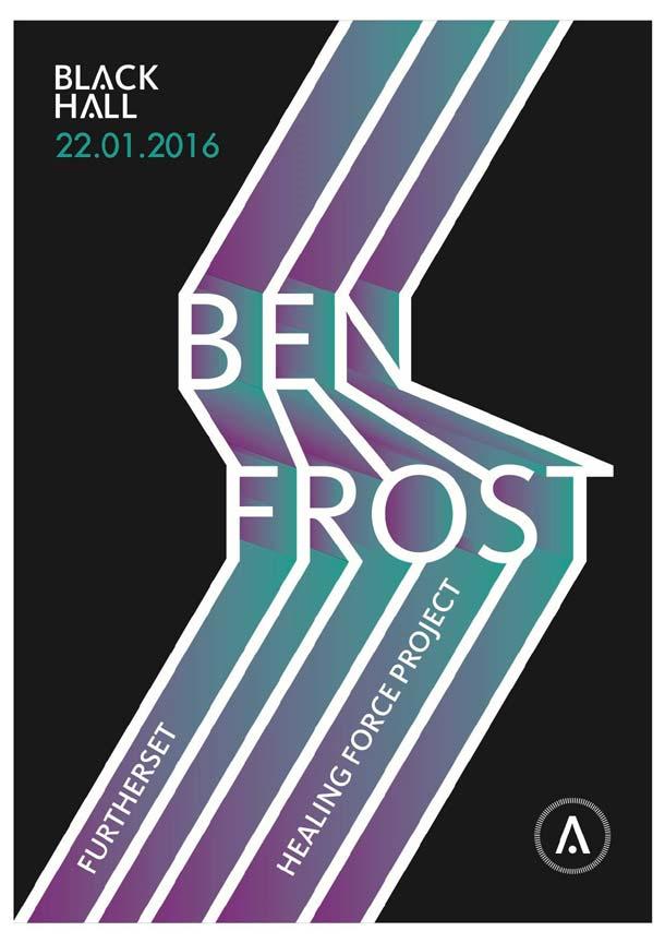 Venerdì 22 - Ben Frost
