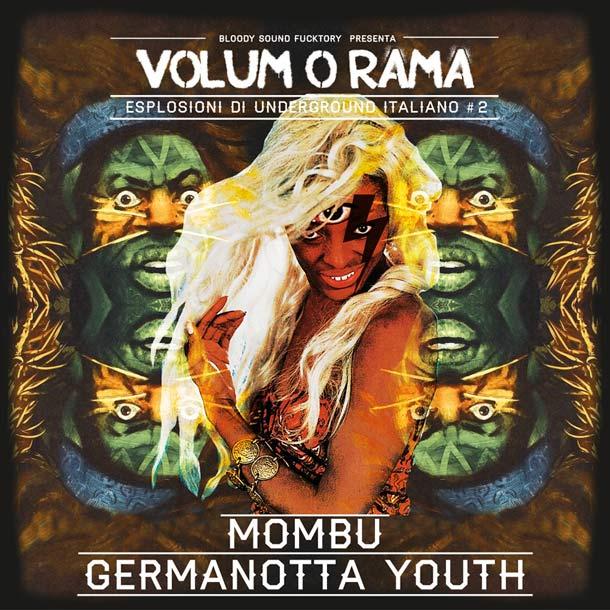 Volumorama #2 - Mombu / Germanotta Youth [+ full album stream]