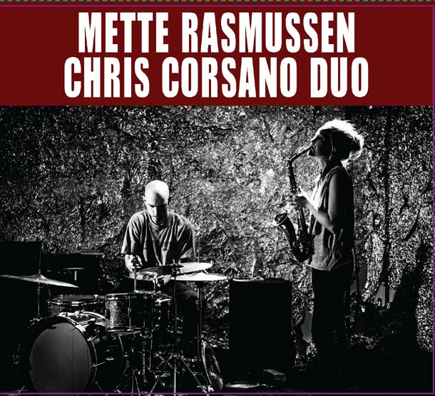METTE RASMUSSEN & CHRIS CORSANO DUO, All The Ghosts At Once