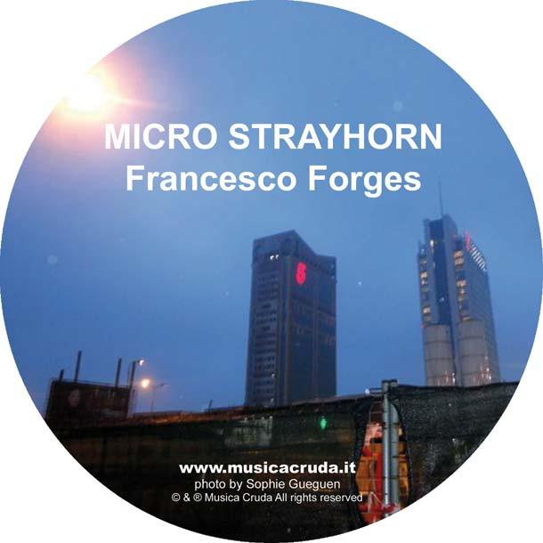 FRANCESCO FORGES, Micro Strayhorn