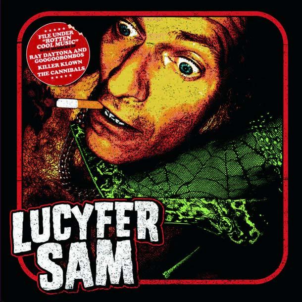 LUCYFER SAM, S/t