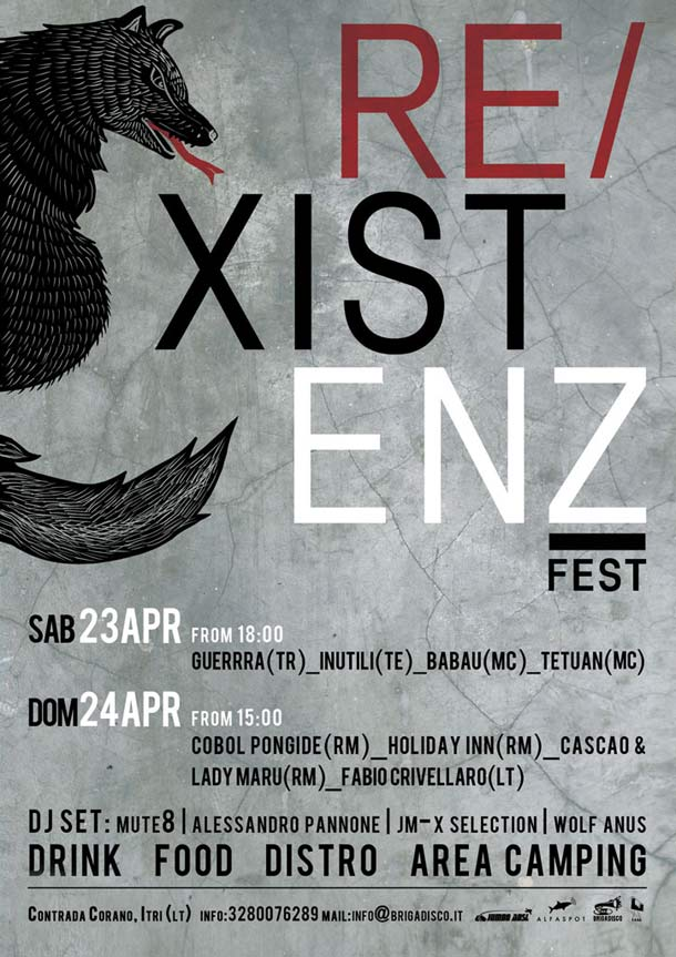 Rexistenx_Poster