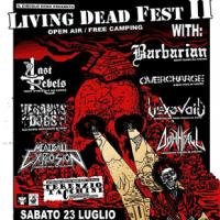 LIVING DEAD FEST 2