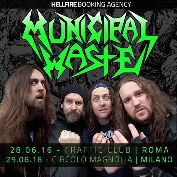 Municipal Waste in Italia: il 28 giugno a Roma e il 29 a Milano