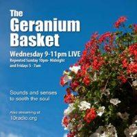 The Geranium Basket Web2