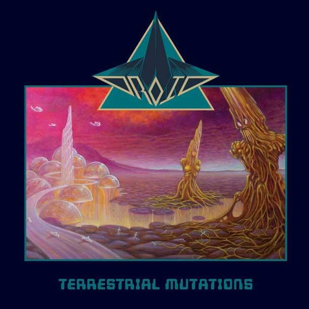 terrestrial mutations