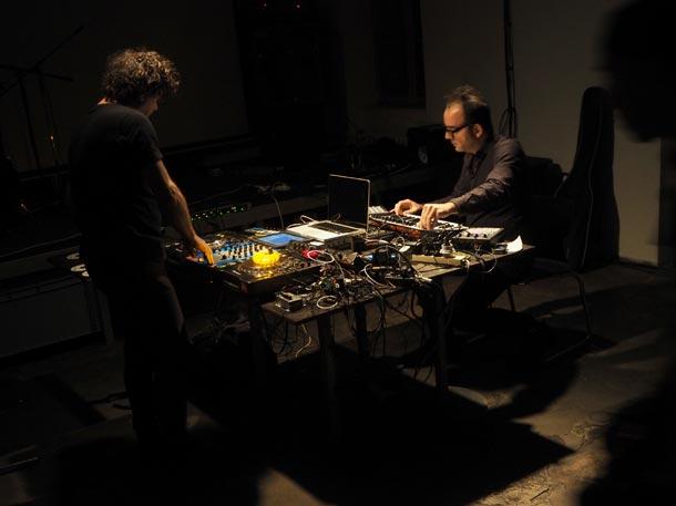 eRikm + Anthony Pateras a Firenze per il festival Tempo Reale