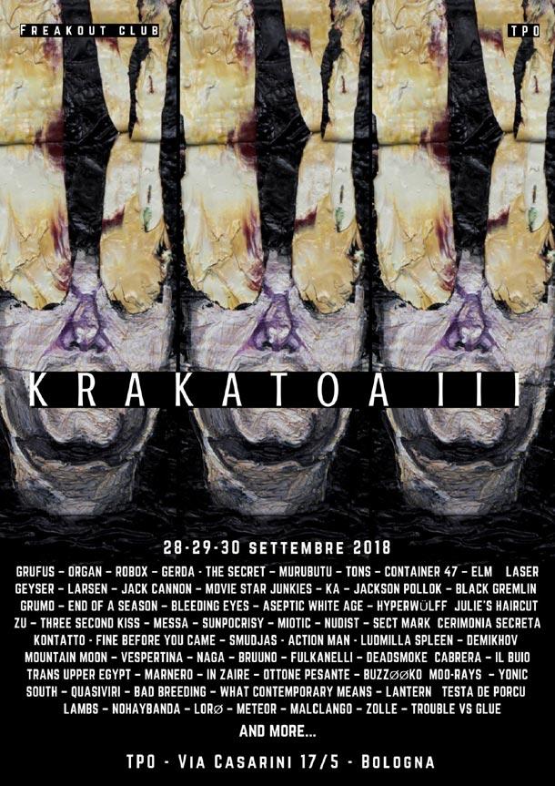 Krakatoa III