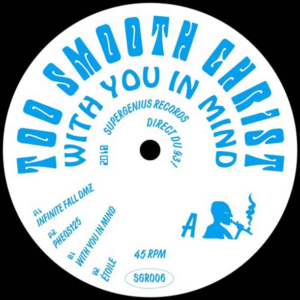 TOO SMOOTH CHRIST - With You In Mind