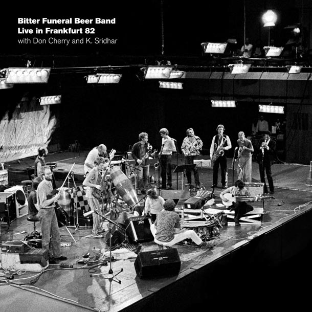 Live In Frankfurt 82 (with Don Cherry and K. Sridhar)