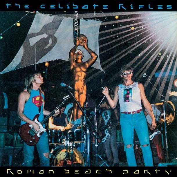 THE CELIBATE RIFLES, Roman Beach Party