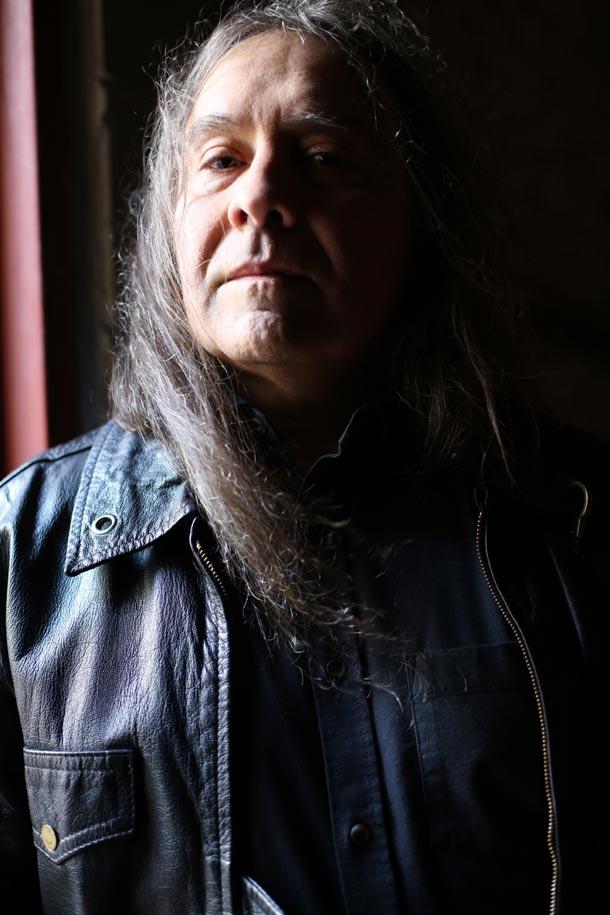 Martin Bisi, foto di Joan Hacker