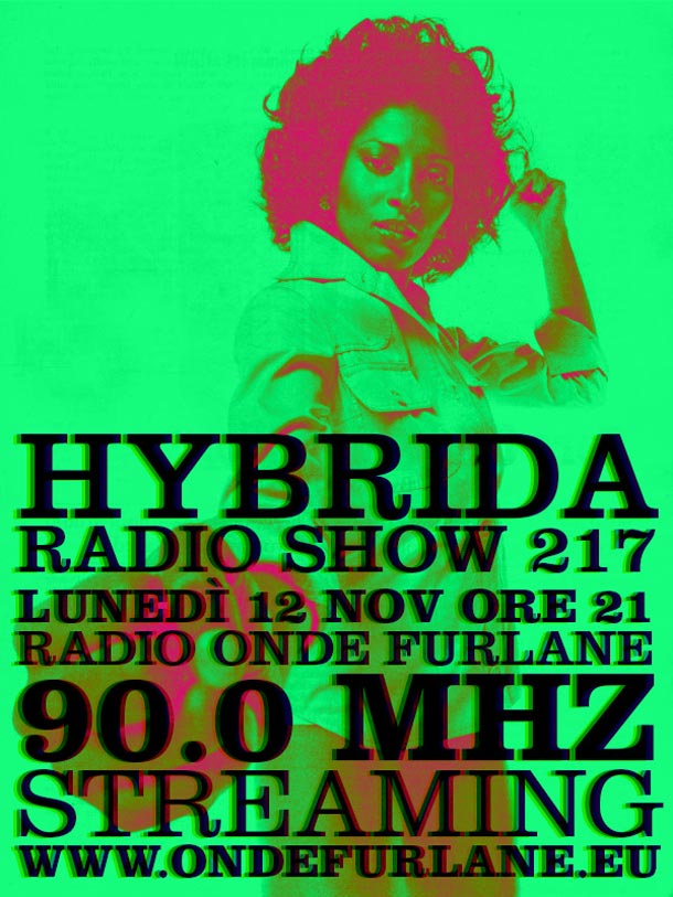 Hybrida Radio Show, puntata 217