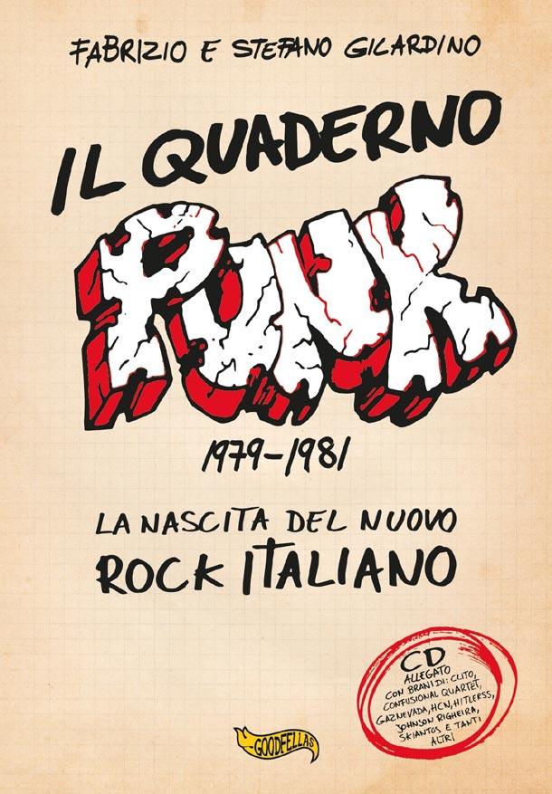 Quaderno Punk