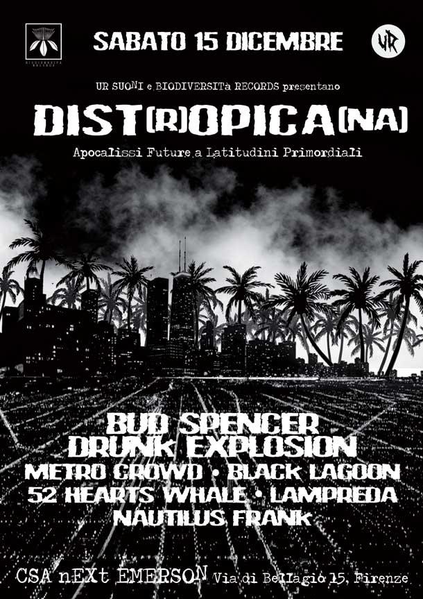 Il festival DISTrOPICAna il 15 dicembre a Firenze