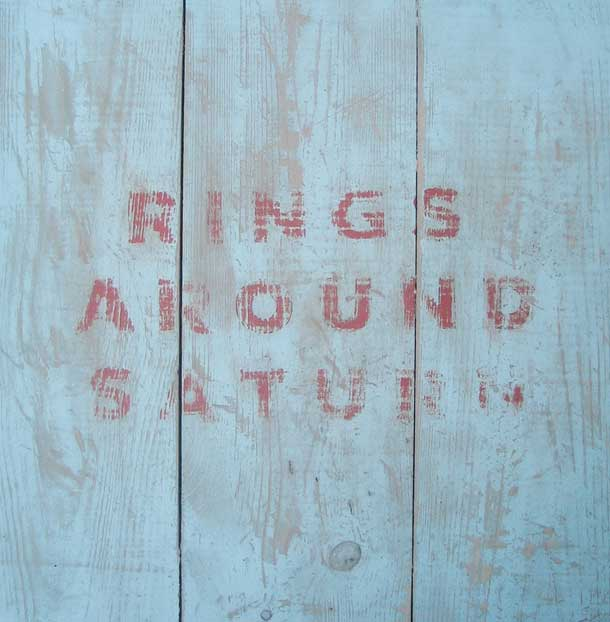 RINGS AROUND SATURN, S/t (brokntoys)