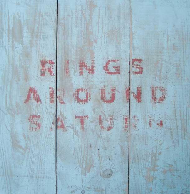 RINGS AROUND SATURN, S/t (brokntoys)