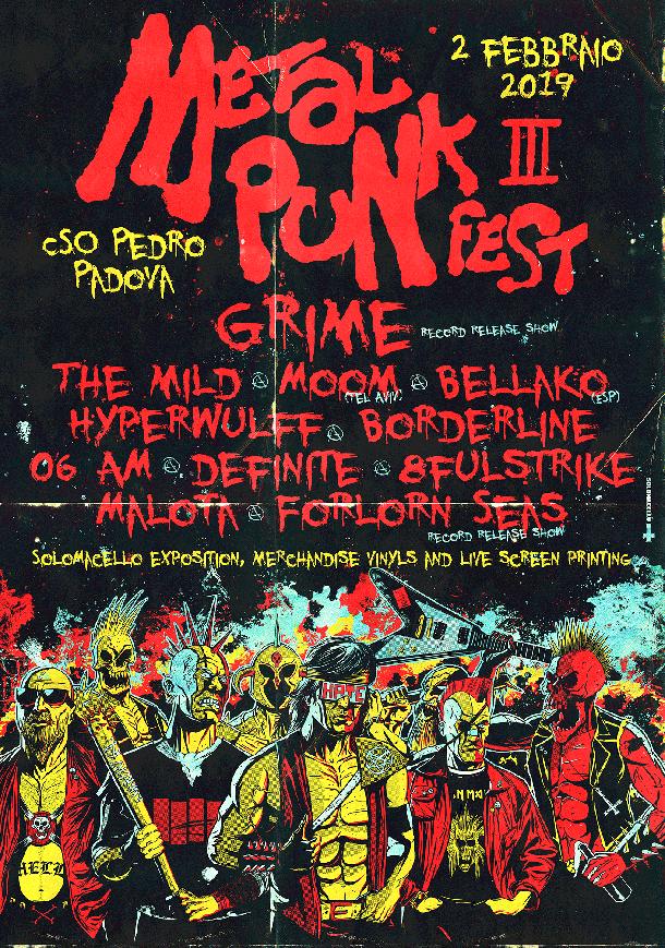 Metal Punk Festival III