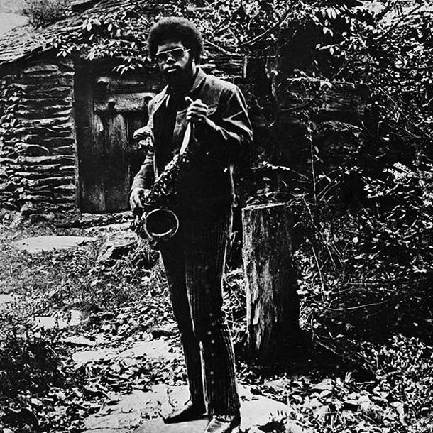 Joe McPhee, Nation Time (1971)