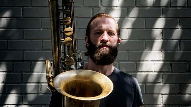 Colin Stetson per l'anteprima Jazz is Dead 2019 (4 aprile 2019, Torino)