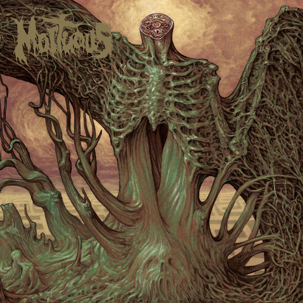 MORTUOUS, Through Wilderness