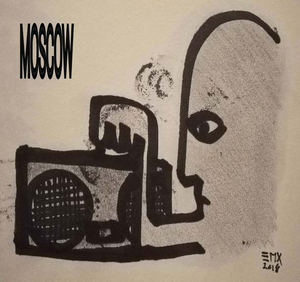 MOSCOW, Moscow Ep