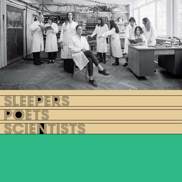 AA.VV., Sleepers Poets Scientists (CES Records)