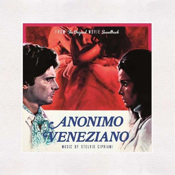 STELVIO CIPRIANI, Anonimo Veneziano (2014, Music On Vinyl)